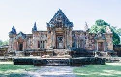 Prasat Hin Muang Tam Royalty-vrije Stock Foto's