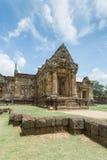 Prasat Hin Muang Tum in Buriram, Thailand. Stock Photo