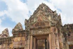 Prasat Hin Muang Tum in Buriram, Thailand. Royalty Free Stock Images