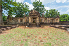 Prasat Hin Muang Tum in Buriram, Thailand. Stock Photo