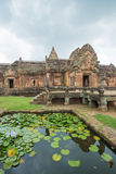 Prasat Hin Muang Tum in Buriram, Thailand. Royalty Free Stock Image