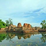Prasat Hin Mueang Tam  Buri Ram  Thailand Royalty Free Stock Images