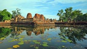 Prasat Hin Mueang Tam  Buri Ram  Thailand Royalty Free Stock Image