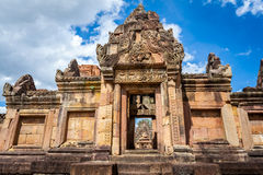 Prasat Hin Mueang Tam Hindu religious ruin located in Buri Ram Province Thailand Stock Images