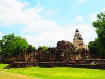 Prasat Hin Phanom imagem de stock royalty free