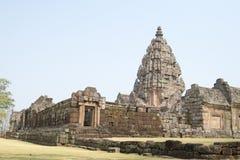 Prasat Hin Phanom Rung historical park at Thailand Royalty Free Stock Images