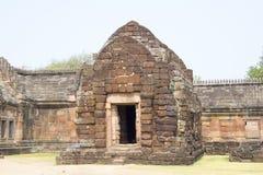 Prasat Hin Phanom Rung historical park at Thailand Royalty Free Stock Image
