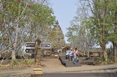 Prasat Hin Phanom Rung historical park at Thailand Royalty Free Stock Photography