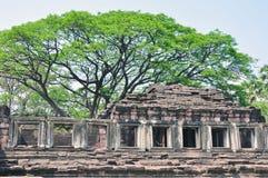 Prasat Hin Phi mai. Historical Park Phimai Khmer Sanctuary,one of important religious sanctuary,korat,thailand Royalty Free Stock Image