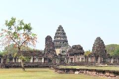 Prasat Hin Phi mai, Historical Park Phimai Khmer Sanctuary. Stock Photography