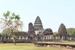 Prasat Hin Phi mai, Royalty Free Stock Image