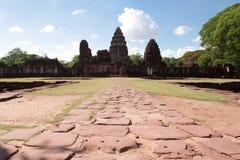 Prasat Hin Phi mai, Historical Park Phimai Khmer Sanctuary,thail Royalty Free Stock Photos