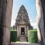 Prasat Hin Phi mai, Historical Park Phimai Khmer Sanctuary Stock Image