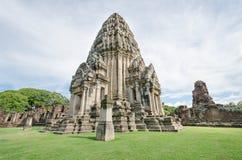 Prasat Hin Phimai (het Historische Park van Phimai) Royalty-vrije Stock Afbeeldingen