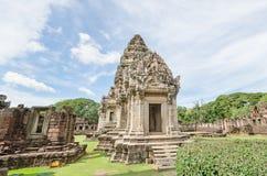 Prasat Hin Phimai (het Historische Park van Phimai) Stock Fotografie