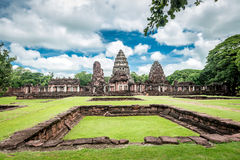 Prasat Hin Phimai Historical Park In Thailand Stock Images