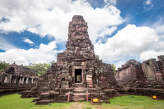 Prasat Hin Phimai Historical Park In Thailand Royalty Free Stock Photos