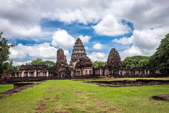 Prasat Hin Phimai Historical Park In Thailand Royalty Free Stock Photography