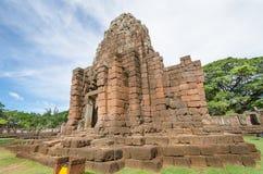 Prasat Hin Phimai (historiska Phimai parkerar), Royaltyfri Bild