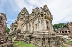 Prasat Hin Phimai (parco storico di Phimai) fotografia stock libera da diritti