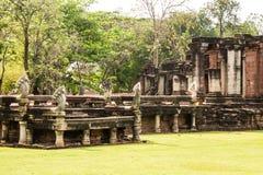 Prasat Hin Pimai Tailandia Foto de archivo