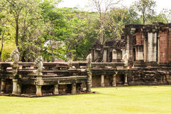 Prasat Hin Pimai Thailand Stock Photo