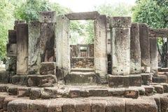Prasat Hin Wat Phanom ωχρό στοκ φωτογραφία με δικαίωμα ελεύθερης χρήσης