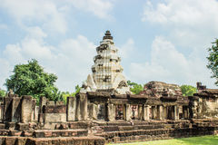 Prasat Hin Wat Phanom Wan Foto de archivo