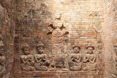 Prasat Kravan Imagenes de archivo