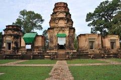 Prasat Kravan in Angkor Wat Stock Photo