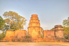 Prasat Kravan Temple Royalty Free Stock Photography