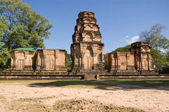 Prasat Kravan Temple, Cambodia Stock Photography