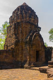 Prasat Muang Singh khmer style at kanchanaburi Stock Photography