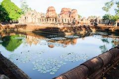 Prasat Muang Tam στις 18 Αυγούστου 2015: Στοκ Φωτογραφίες