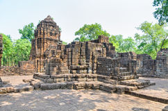 Prasat Mueang Sing Historical Park Royalty Free Stock Photo