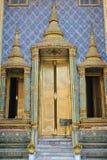 Prasat Pha Thep Bidon at Wat Phra Kaew Stock Image