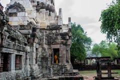 Prasat Phanom pálido Nakhonratchasima tailandia Fotografía de archivo libre de regalías