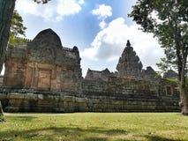 Prasat Phanom ringde Royaltyfri Fotografi