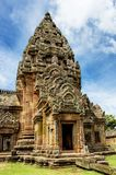 Prasat Phanom Rung, an ancient Khmer-style Hindu temple complex in Buriram Province, Thailand Stock Photos