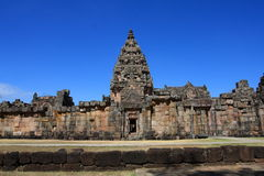 Prasat Phanom rung Stock Photos