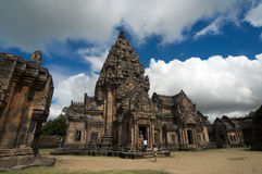Prasat Phanom Rung, Bureerum Province, archaeology Royalty Free Stock Images