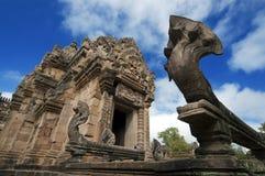 Prasat Phanom Rung, Bureerum Province - archaeolog Royalty Free Stock Image
