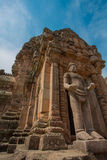 Prasat Phanom Rung Historic Park Royalty Free Stock Photo