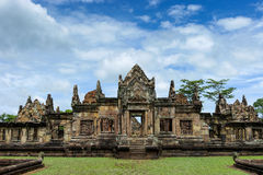 Prasat Phanom Rung Historical Park Royalty Free Stock Image