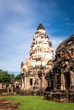Prasat Phanom Wan,Khmer Ruin in  Nakhon Ratchasima Royalty Free Stock Photography