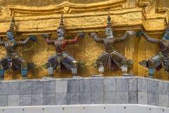 Prasat Phra Dhepbidorn le Panthéon royal Image stock