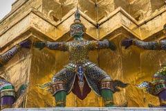 Prasat Phra Dhepbidorn le Panthéon royal Images libres de droits