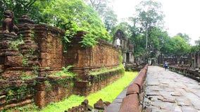 Prasat Preah Khan almacen de video