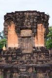 Prasat Sa Kamphaeng亚伊,大乘佛教寺庙,四色菊Wat, 免版税图库摄影