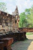 Prasat Sdok Kok Thom, исторический парк в Таиланде стоковые изображения rf